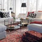 alfombras de ikea para el salon