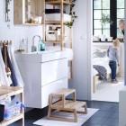muebles de bano ikea lavabo godmorgon