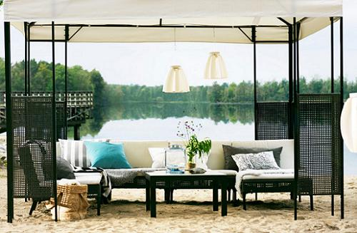 Muebles de terraza y jardin de ikea ammero mueblesueco for Muebles de terraza y jardin