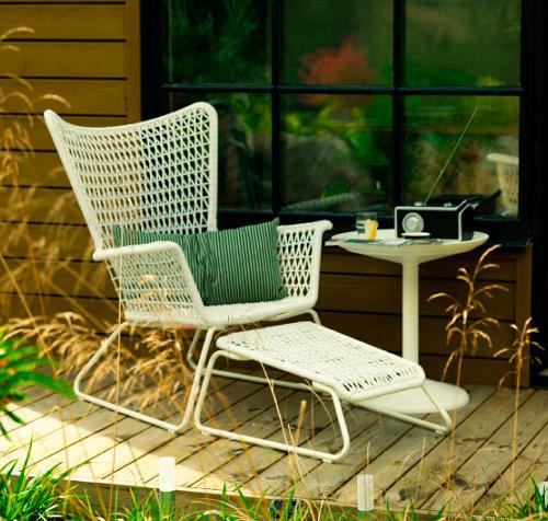 muebles de terraza y jardin de ikea hogsten mueblesueco