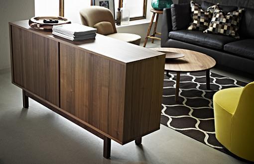 aparadores de ikea stockholm mueblesueco. Black Bedroom Furniture Sets. Home Design Ideas
