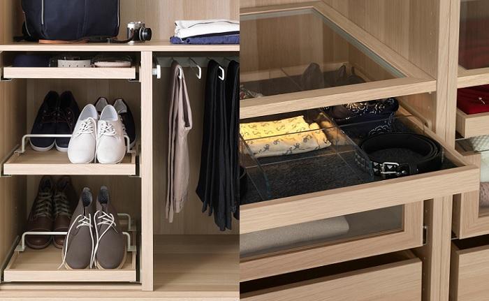 Los mejores armarios de ikea para tu dormitorio Crear armario ikea