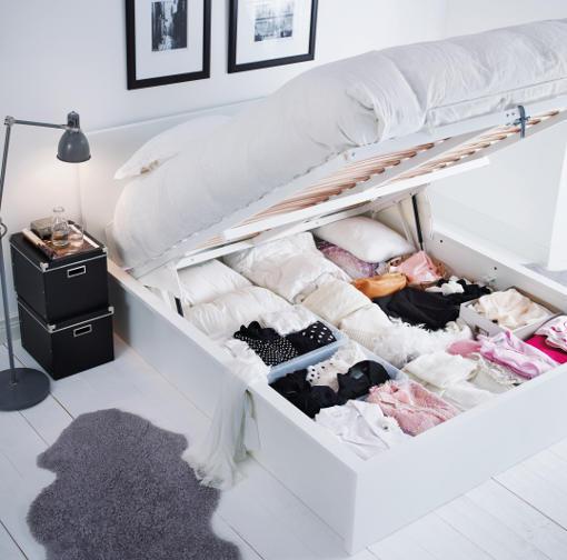 canape para camas ikea 2014