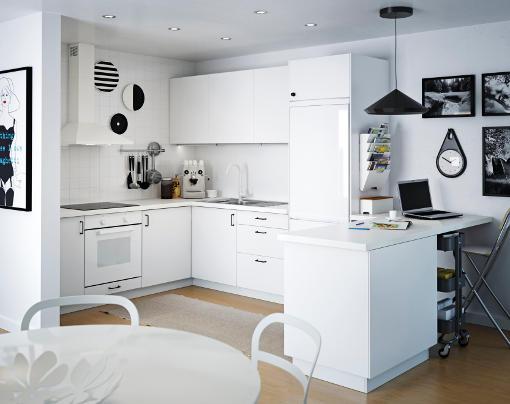 Ikea catalogo cocina imgenes de cocinas de ikea incluidas for Cocinas blancas 2016