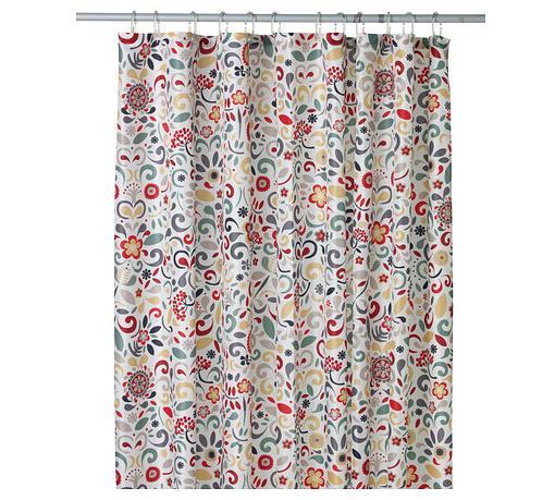 Las cortinas de baño de Ikea - mueblesueco
