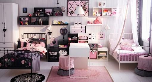 Dormitorio Ikea 2014 niños
