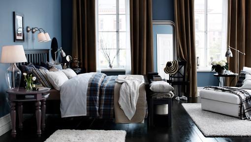Dormitorio de matrimonio Ikea