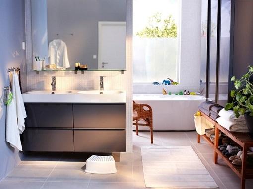 Foto de baño Ikea