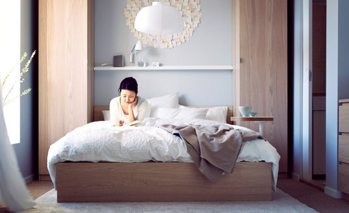 Decoracion Habitaciones Matrimonio Ikea ~ habitaciones de matrimonio de Ikea  mueblesueco
