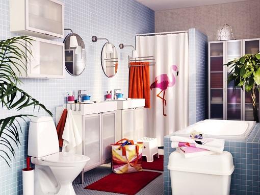 Ikea baño moderno