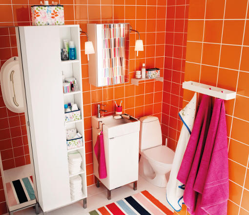 Armarios De Baño Pequenos:IKEA Storage Solutions for Small Bathrooms