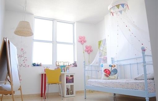 Ikea dormitorio de niña