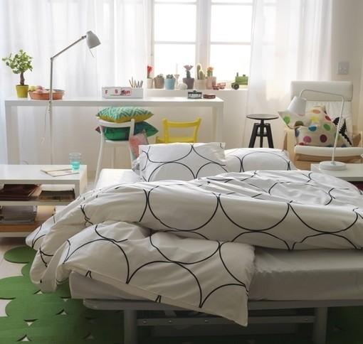 habitaciones de matrimonio de Ikea  mueblesueco