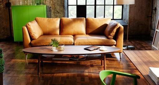 Ikea Stockholm sofá