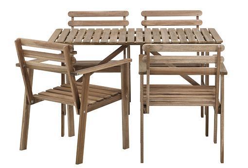 Mesas comedor de ikea mueblesueco - Ikea juego jardin le mans ...