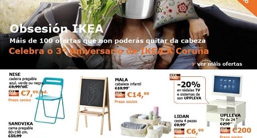 Ofertas Ikea A Coruña