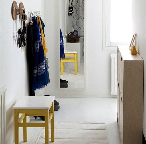 Ikea Poang Chair Slipcover Pattern ~ al igual que en la foto anterior el zapatero se acompaña de una