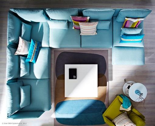 otro sof sper prctico y tambin novedad del catlogo es el friheten ya que es sof cama esquinero se convierte fcilmente en cama