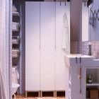 Armarios Ikea baño