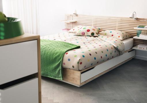 Cabecero Mandal de Ikea mueblesueco