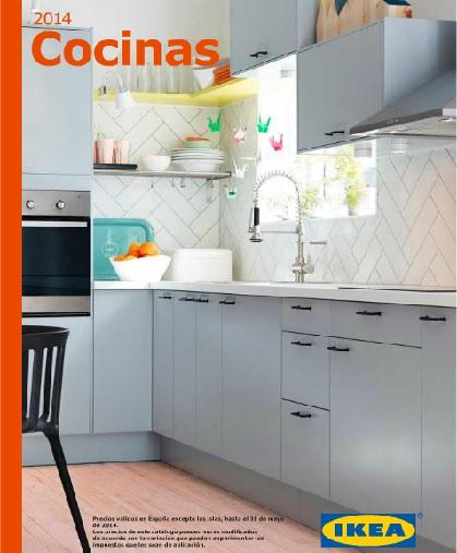 Catálogo de cocinas Ikea 2014 - mueblesueco