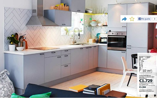 Decoracion mueble sofa puertas de armarios de cocina ikea - Muebles de cocina en kit ikea ...