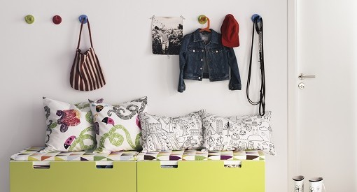 Ideas para decorar el recibidor