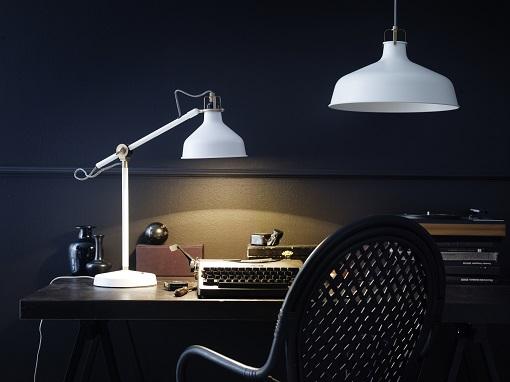 Lámparas Ranarp Ikea