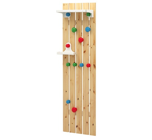 Perchero de pared Ikea
