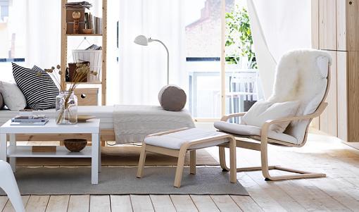 Sillones baratos de ikea mueblesueco for Sillones salon diseno