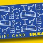 Tarjeta regalo de Ikea