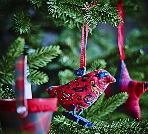 Adornos navideños Ikea