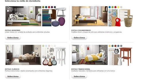 Bedroom vista mueblesueco - Planificador armarios ikea ...