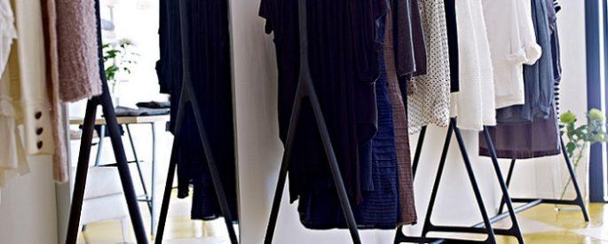 Percheros ikea archives mueblesueco - Burro para colgar ropa ...
