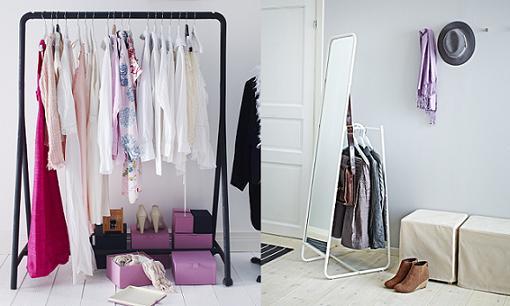Armarios ropa ikea armarios dormitorio girona en for Burras para ropa