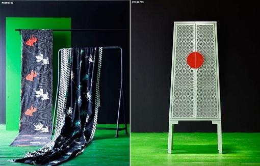 Colección asiática de Ikea