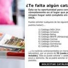 como solicitar tus catalogos ikea 2014