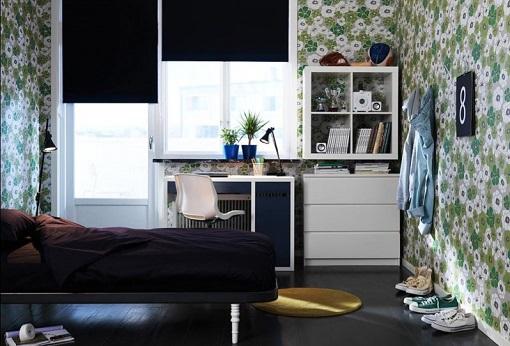 7 habitaciones juveniles de ikea mueblesueco