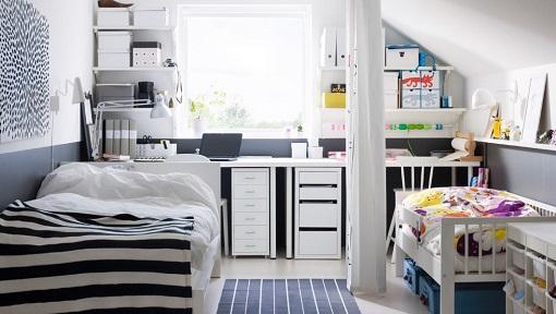 Kinderbett Mit Gästebett Ikea ~ habitaciones juveniles de Ikea  mueblesueco