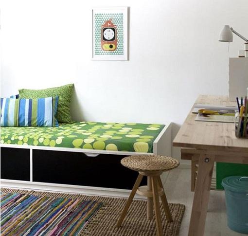 Habitación Ikea adolescente
