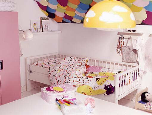 Decoracion mueble sofa habitaciones de ikea para ninos for Ikea dormitorios ninos