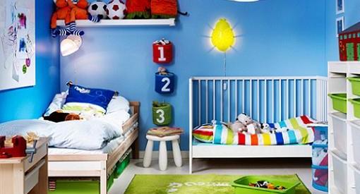 habitaciones infantiles de ikea niños 2014