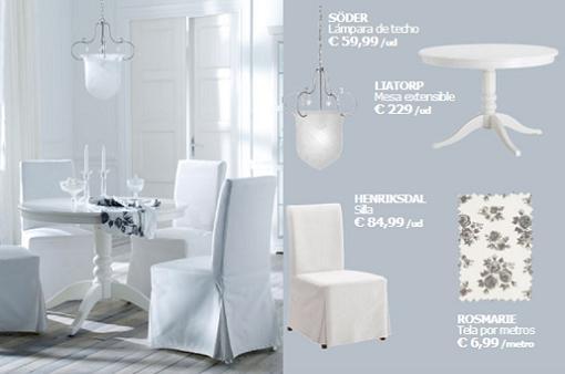 Decoracion mueble sofa: Mesas de comedor ikea precios