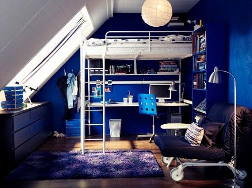 7 habitaciones juveniles de ikea mueblesueco for Habitaciones juveniles ikea