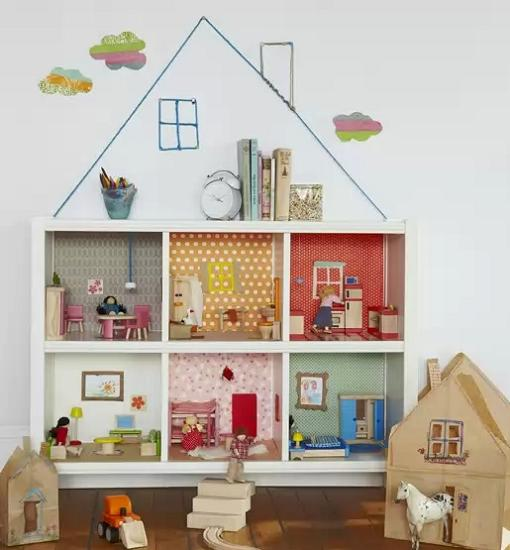 Ikea ideas de decoración infantil