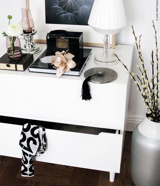 Ikea Sveio cómoda
