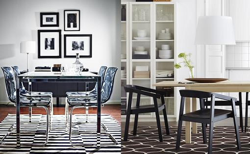 Nuevas sillas y mesas de ikea para comedores mueblesueco - Catalogo ikea mesas comedor ...