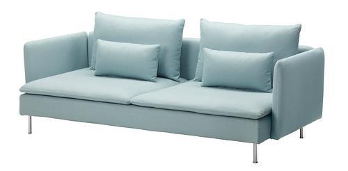 sofa cama ikea soderhamn