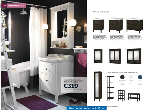 El cat logo de ba os ikea 2014 ya est aqu mueblesueco - Ikea muebles auxiliares de bano ...