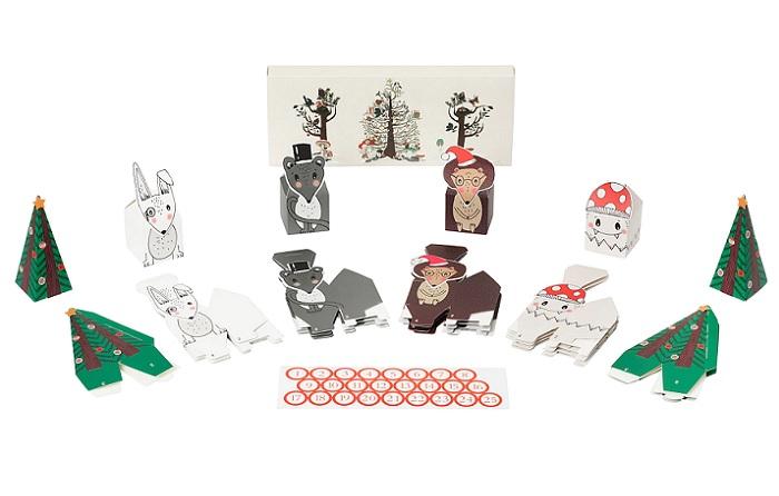 calendario de adviento ikea navidad 2018